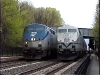 Metro North Amtrak