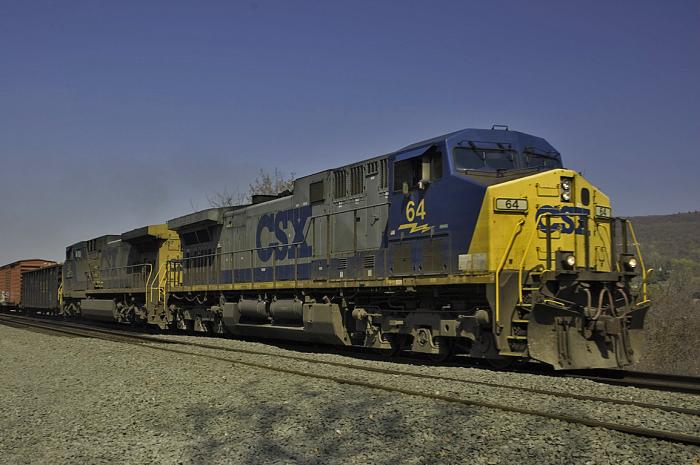 CSX Service Bulletin: Feb. 8 Winter Weather and Derailment Update