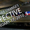 SEPTA REGIONAL RAIL SCHEDULES TO CHANGE ON SUNDAY, JANUARY 17