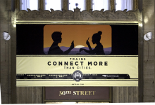 AMTRAK LAUNCHES Wi-Fi ® SERVICE