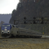 AMTRAK RIDERSHIP ON RECORD-BREAKING PACE