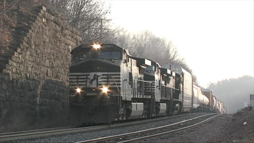 NS 9078 at Yatesville Pa.